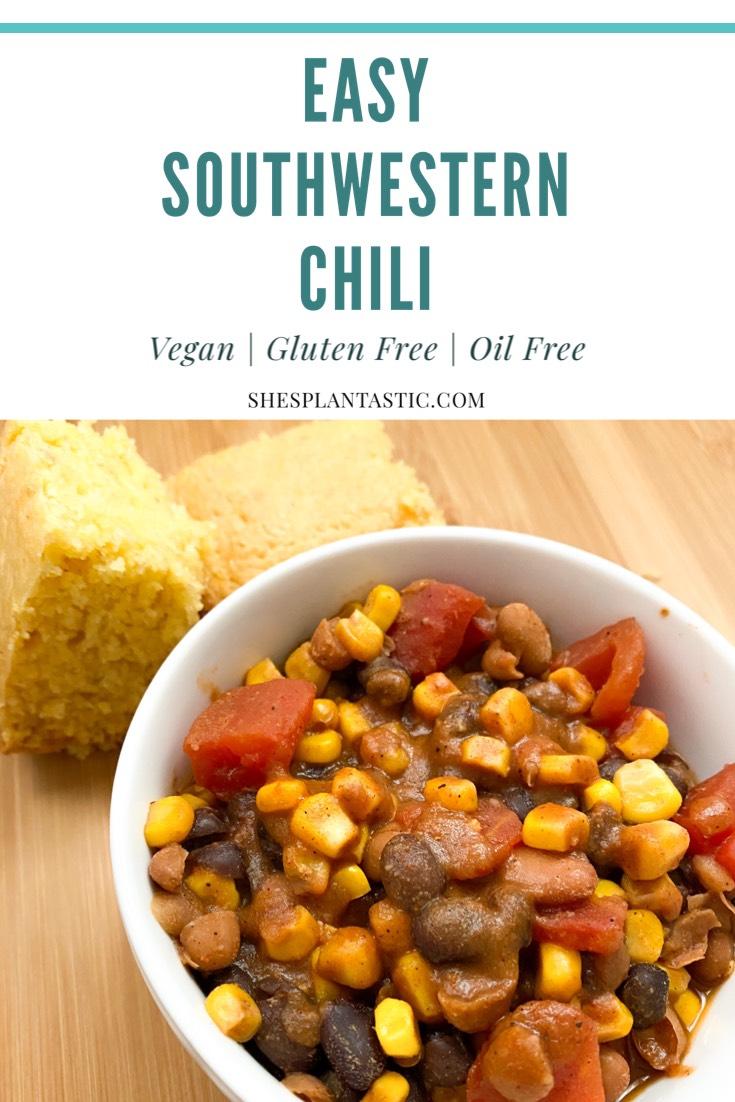 southwestern chili